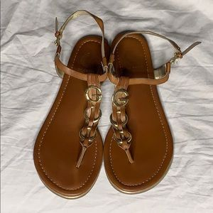 Guess Shoes - Women's brown Guess sandals